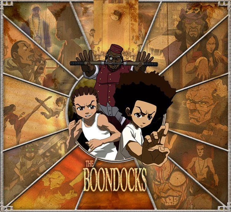 the boondocks saison 1 vf